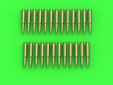 7,92mm MG34/MG42 AMMO SET - MAUSER 7,92x57 (25 PIECES) #35026 1/35 MASTER