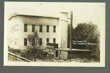 Dale IOWA RP c1910 MILL Lonsdale Blanket Factory nr Guthrie Center GHOST TOWN