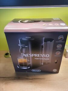 De'Longhi Nespresso Vertuo Plus ENV155.S Kaffee Kapselmaschine Neu & OVP