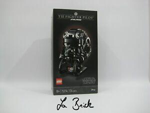 LEGO® - Star Wars™ - TIE Fighter Pilot™ Helm - 75274 - NEU & OVP