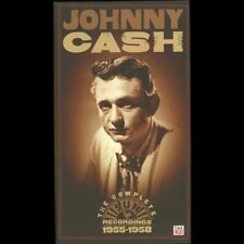 The Complete Sun Recordings 1955-1958 [Box] by Johnny Cash CD, Nov-2005, 3 Discs