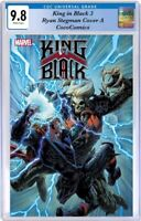 King In Black #3 CGC 9.8 Marvel 2021. Stegman Cover A Var  PRE-ORDER 01/20/2021