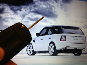 RANGE ROVER SPORT L320 KEY SUPPLY CUT AND PROGRAMMING SERVICE
