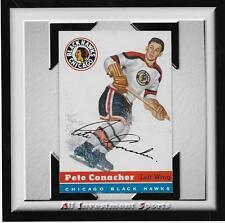 1954 Topps PETE CONACHER #33 NM *tough hockey card for set* DD17