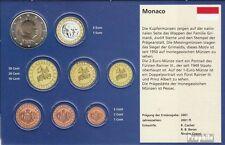 Monaco MON 9 2015 Stgl./unzirkuliert 2015 Kursmünze 2 Euro