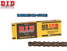 D.I.D KTM 85 DiD 420x 134 Rj MX Motocross Racing Chain SX85 SX 85 SW petite roue