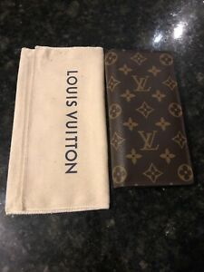 Louis Vuitton Mens Brazzer Monogram Wallet