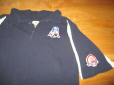 Reebok NEW ENGLAND PATRIOTS AFC Pat the Patriot Embroidered (2XL) Polo Shirt