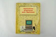 Livre Macintosh, Applications graphiques pour Macintosh, Andreas Pfeiffer, 1985