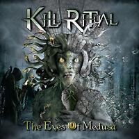 The Eyes Of Medusa de Kill Ritual (cd) - Power Metal - Nuevo
