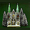 DEPT 56 - CHRISTMAS IN THE CITY - THE CATHEDRAL RETIRED