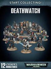 Start Collecting! Deathwatch,Space Marines/Dreadnought,Warhammer 40,000