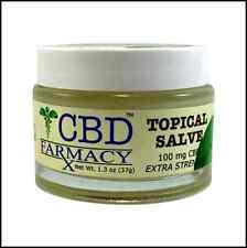 Cold Sore/Fever Blister Treatment---CBD Hemp Oil Extract Salve--100 mg
