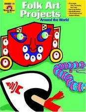 NEW - Folk Art Projects: Around the World by Norris, Jill