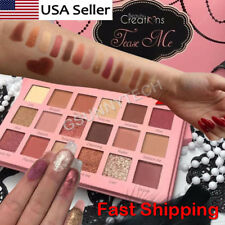 Tease Me Eyeshadow Palette Beauty Creations 18 colors Highly Pigmented US Seller