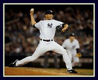 Mo Mariano Rivera Hall of Fame on the Mound 11x14 Dbl Mtd Photo 8x10 Print