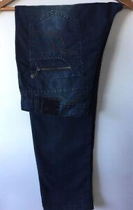 New GStar Raw Regular Straight Leg Jeans Size 38