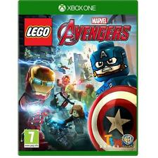 LEGO Marvel Avengers Game for XBox One 1 NEW & SEALED PAL 7+ Kids