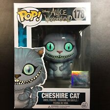 Funko POP Disney Alice in Wonderland Cheshire Cat Glows in the Dark Exclusive