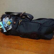 LeSportsac Tokidoki Collaboration Body Shoulder Bag With Skull Charm Heart Logo