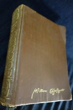 1925- William Shakespeare- Complete Works- w/Short Biography-HANDSOME BOOK- SALE