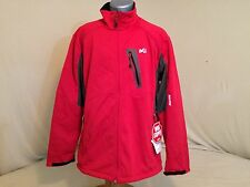 Millet Sky 500 WDS Gore-tex Windstopper Stretch Softshell Jacket Coat XXL $299