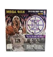 2019-20 Panini Illusions Basketball Mega Box Factory Sealed FREE SHIPPING!