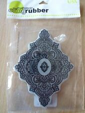 Stampendous Imperial Jewel Cling Rubber Stamp, CRR110, New