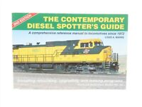 The Contemporary Diesel Spotter's Guide by Louis A. Marre ©1995 SC Book