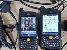 2Stk. Motorola mc659b-pd0baa00100 Mobile Gerät PDA Barcode Scanner mit Zubehör