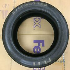 """M&H RACEMASTER DOT Approved Radial Drag Street Tire """"Cheater Slick"""" 245/40/18"""