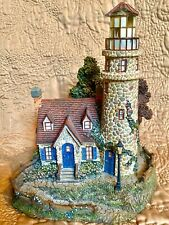 Thomas Kinkade Hawthorne Village Lighthouse Limited Edition