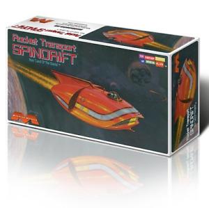 Rocket Transport Spindrift from Land of Giants Moebius Model Kit