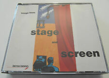 Songs From stage And Screen - Various (2 x CD Album 1990) Used Very Good