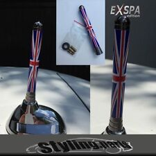 ANTENNE  UNION JACK passt für MINI ONE COOPER F55 4türer  F56