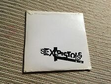 SEX PISTOLS - GOD SAVE THE QUEEN CD SINGLE 3 TRACK PROMO CARD SLEEVE SEALED