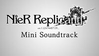 (PS4) NieR Replicant - Pre-Order Pack DLC - Mini Soundtrack, Theme & Avatar Set