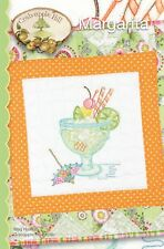 10% Off Crab-apple Hill Quilt/Embroidery Pattern - Margarita