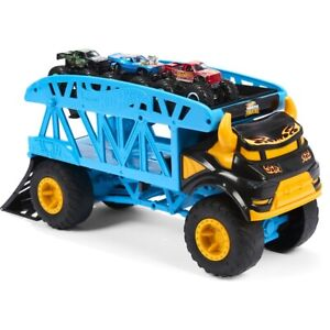 Hot Wheels Monster Truck and Mover Toy Set Christmas Gift Toys 2020 Kids,Child S