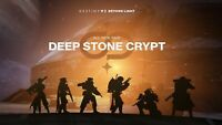 Deepstone Crypt Raid Completion Guaranteed (PS4/PC)