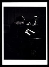 POSTCARD WANDA LANDOWSKA 1944 PHILIPPE HALSMAN FOTOFOLIO