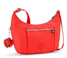 Kipling JAZMYN Shoulder Bag in Cardinal Red  BNWT £55