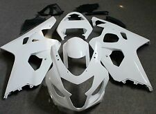 Unpainted ABS Injection Molded Fairing Kit for SUZUKI GSXR600/750 2004 2005 RAW
