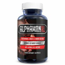 AlphaMAN XL Male Sexual Enhancement Pills | 2+ Inches in 60 days - Enlargement