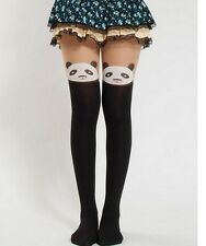 PANDA Japan Anime Cute Kawaii Stocking Fashion Tights Pantyhose Japanese Anime
