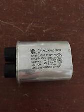 Homemaker EM720CWW(f)-PM Microwave High Voltage Capacitor Bicai 2100V 0.90 uF