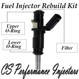 Fuel Injectors Rebuild Kit fits 2910000151900 for 07-15 Mercedes-Benz 3.5 4.7