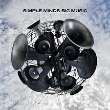 SIMPLE MINDS - BIG MUSIC-DELUXE BOX 2 CD + DVD NEW+
