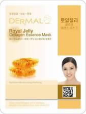 Dermal Royal Jelly 10 Pack Collagen Essence Mask 10 Sheets