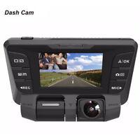 4K Car Dash Cam Wifi Car DVR Video Camera Novatek 96660 dual lens 1080P+1080P